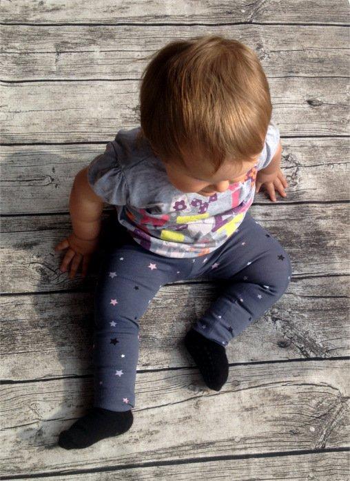 Kostenloses Schnittmuster Kinderleggings 44-116 von K-Nähleon