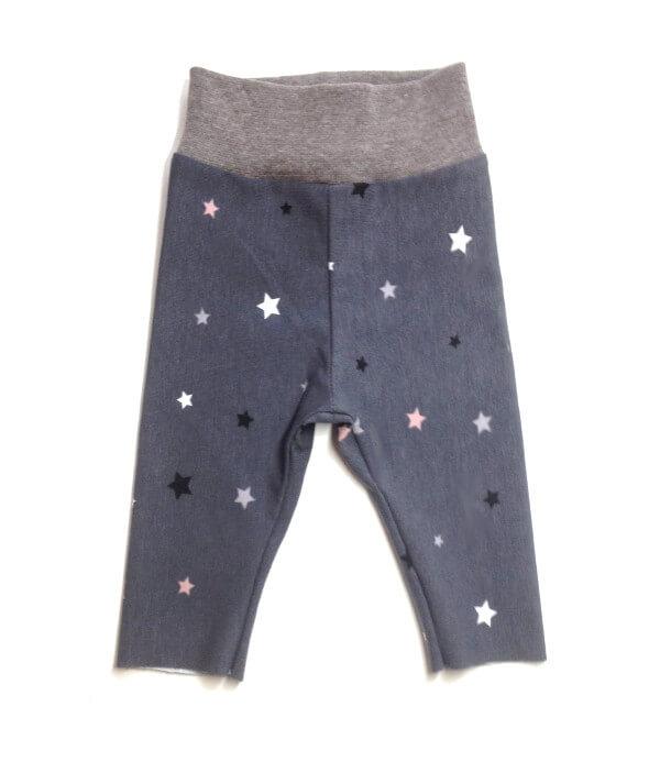 Freebook Leggings Luna - ein kostenloses Schnittmuster für Babys und Kinder von K-Nähleon