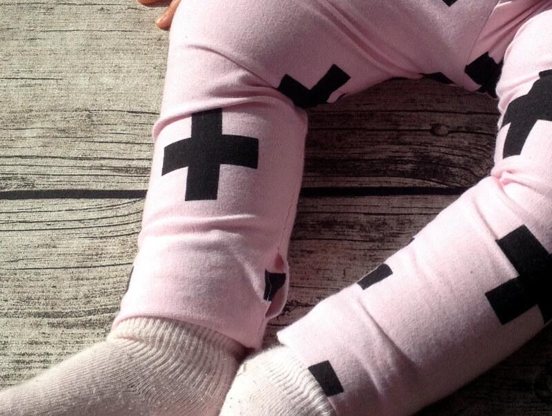Loch in der Naht bei Leggings