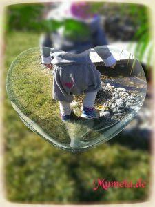 Tragebild Pumphose Purzelinchen für Kinder - mit Herz