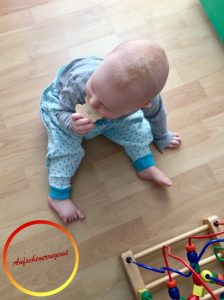Tragebild Pumphose Purzelinchen für Jungs