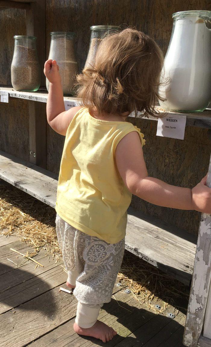 Freebook Pumphose Purzelinchen aus Spitze - als Sommerhose