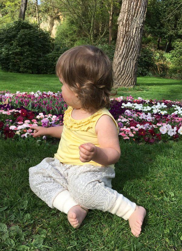 Freebook Kinder-Pumphose Purzelinchen kostenlos nähen