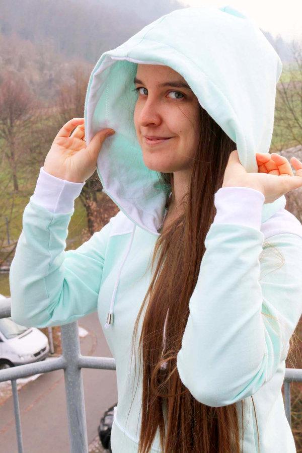 Freebie: Eine Riesen Kapuze für deinen Hoodie