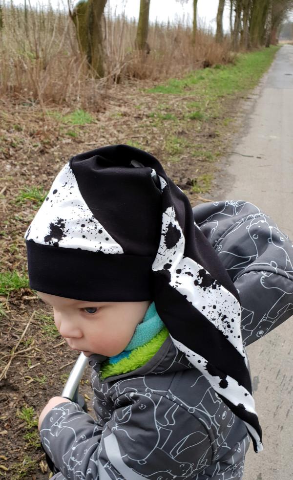 Coole Zipfelmütze für Jungen