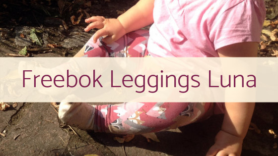 Freebook Leggings Luna für Kinder