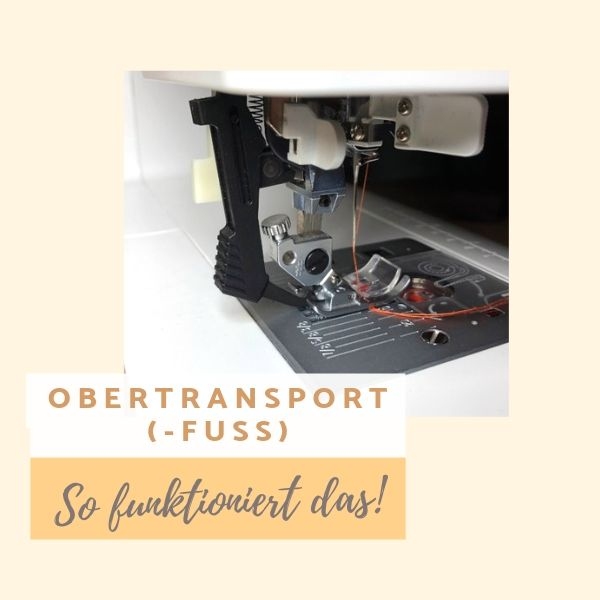 Obertransport, Obertransport und Differential - so funktioniert das
