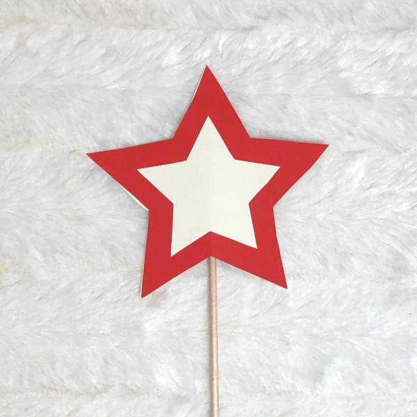 Zauberstab mit Stern-Spitze