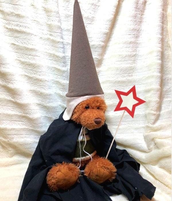 Ein Zauber-Bär!